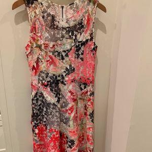 Sleeveless Lace Dress Size 6